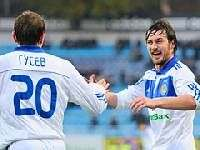 «Динамо» обыгрывает «АЗ Алкмар» благодаря дублю Милевского