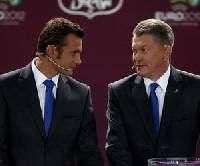 Блохин и Шевченко представят талисманы Евро-2012