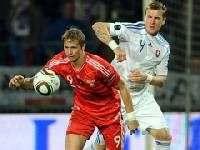 Дзагоев принес сборной России победу над Словакией