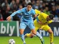 «Манчестер Сити» выигрывает в добавленное время