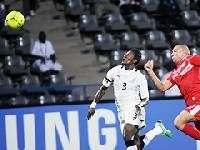 Гана — в полуфинале Кубка африканских наций