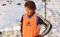 В украинском футболе появится японец