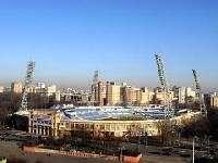В Москве сносят стадион Динамо