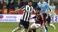 Милан и Ювентус победителя не выявили
