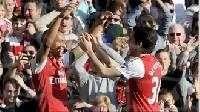 Арсенал без проблем разобрался с Тоттенхэмом