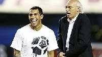 Тевес может вернуться на поле в матче против Суонси