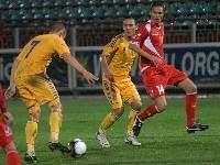 Первая лига: В Донецке «солнечные» сыграли вничью
