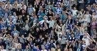Фанатам «Динамо» запретили проносить флаги Украины