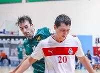 Мини-футбол: «Локомотив» стартовал с домашней победы