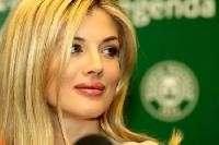 Самый сексуальный футбольный президент, т.е. самая сексуальная..  (ФОТО)