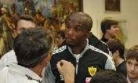 Это'О возвращается в сборную Камеруна