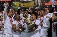 Суперкубок Южной Америки по футболу взял «Сантос»