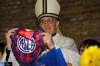 Новый Папа Римский— футбольный фанат (ФОТО)