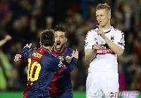 «Барселона»— «Милан»: «Казалось, их было 22» (ОБЗОР матча)
