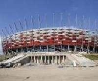 Все билеты на матч Польша— Украина проданы