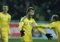 Украина – Молдова 2:1 (ВИДЕОобзор матча)