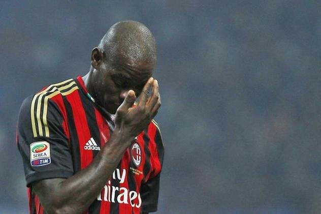 Балотелли хочет уйти из «Милан»