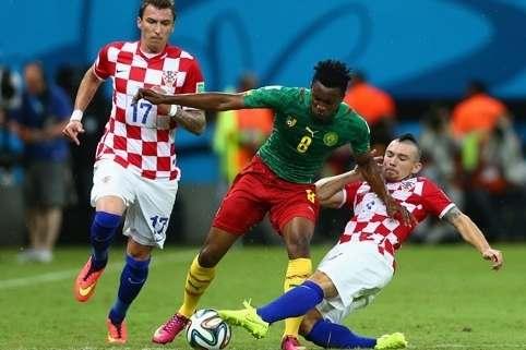 Камерун хорватия видео смотреть