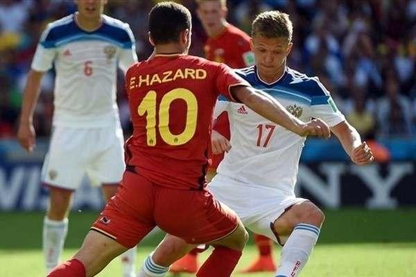 Россия и бельгия прогноз матча 2018