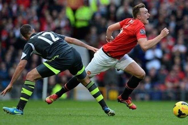 «Манчестер Юнайтед»— «Сток Сити»: ВИДЕОтрансляция