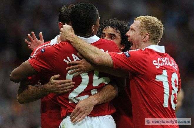«Манчестер Юнайтед» – «Сток Сити» 2:1 (ВИДЕО голов)
