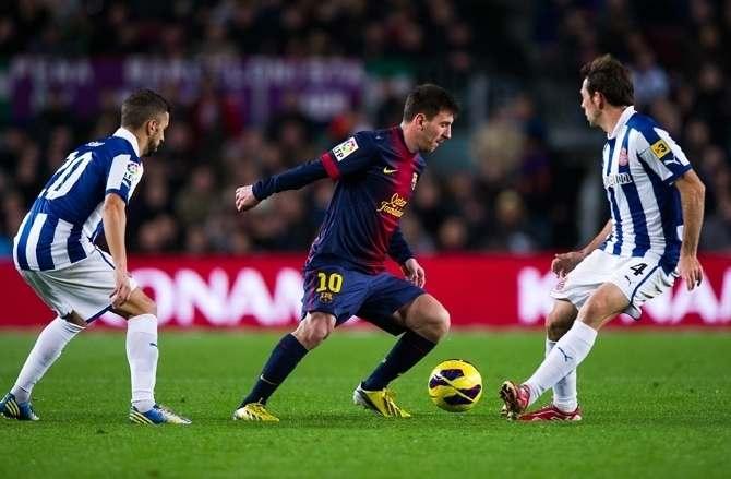 «Барселона»— «Эспаньол»— 5:1 (ВИДЕО голов)