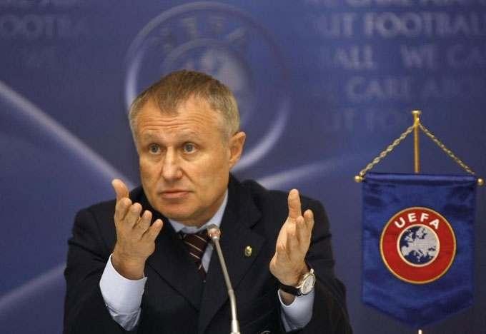 Суркис рассказал, как решался вопрос по Крыму