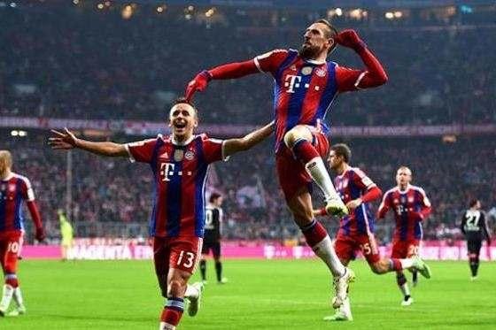 Чемпионат Германии. 14-й тур: результаты, бомбардиры, турнирная таблица