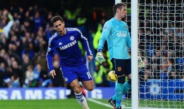 «Челси»— «Халл Сити»— 2:0 (ВИДЕО голов)
