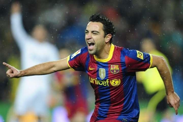 Хави мечтает возглавить «Барселону»
