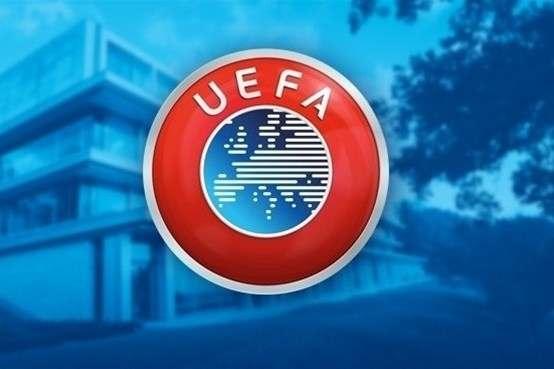 Таблица коэффициентов УЕФА (по состоянию на 18 декабря)