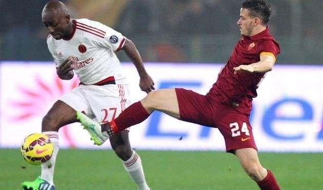 «Рома»— «Милан»— 0:0 (ВИДЕОобзор матча)