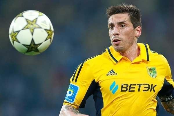 Хосе Соса забил первый гол за «Бешикташ» (ВИДЕО)