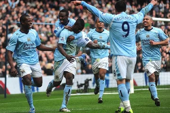 «Манчестер Сити» — «Бернли» 2:2 (ВИДЕО голов)