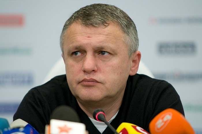 Суркис считает, что «Динамо» лучше избежать спаррингов с российскими клубами