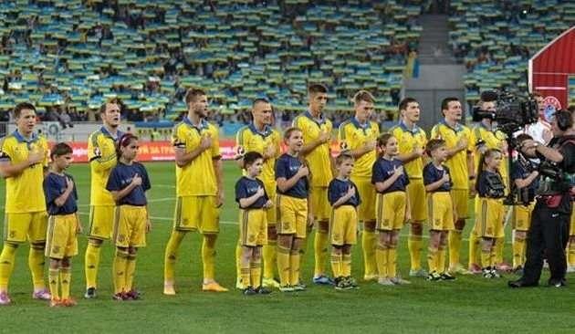 Рейтинг ФИФА: Украина осталась на 33-м месте