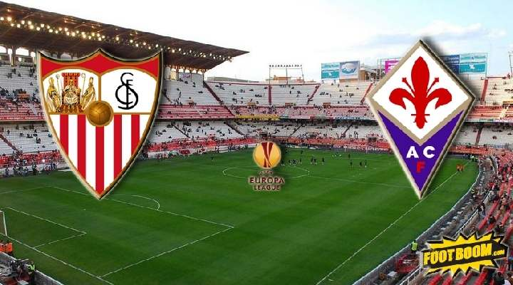 «Севилья» разгромила «Фиорентину» в первом полуфинальном матче Лиги Европы