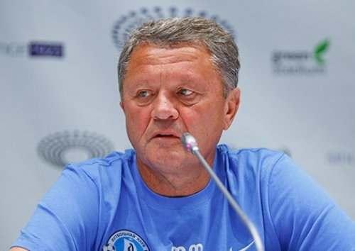 Мирон Маркевич дал пресс-конференцию.
