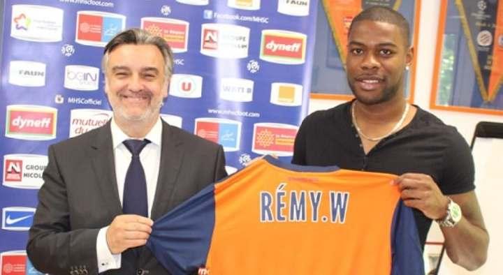 Реми стал игроком «Монпелье»