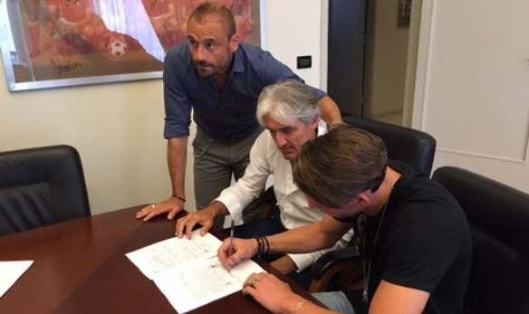 Форвард «Палермо» стал игроком «Торино»
