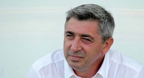 Александр СЕВИДОВ: «Футболисты не хотят играть»