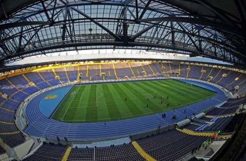 Стадион Металлист под угрозой разрушения