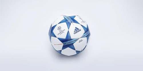 УЕФА представил новый мяч Лиги чемпионов