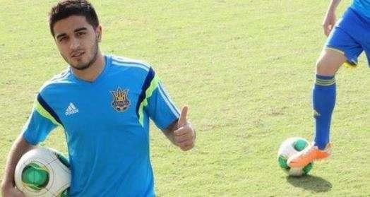 «Реал» Бетис подтвердил договоренность с игроком молодёжной сборной Украины