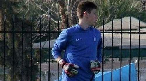 18-летний вратарь умер во время тренировки