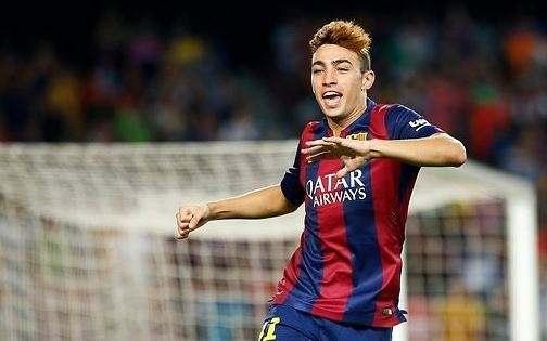 «Барселона» готова продать нападающего