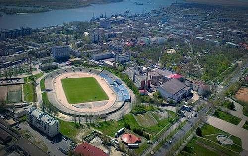 УЕФА построит для Таврии стадион в Херсоне