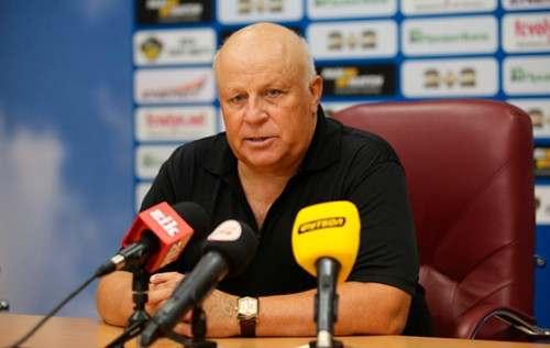 Виталий КВАРЦЯНЫЙ: Некоторые футболисты не тянут, как я хочу