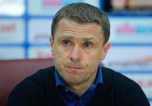 Сергей РЕБРОВ: Надеюсь, у Ярмоленко больше не будет проколов