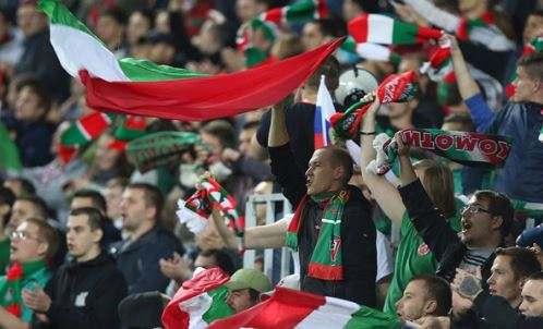УЕФА может наказать «Локомотив» за призывы к насилию со стороны фанатов